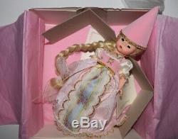 Madame Alexander Doll Rapunzel 14542 Little Women NIB Never Displayed