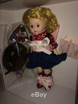 Madame Alexander Doll Rodeo Day In Dallas 45470 NIB 8 Doll From 2006 Rare