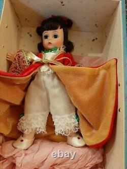 Madame Alexander Doll Scarlett's Honeymoon In New Orleans 8 with Trunk