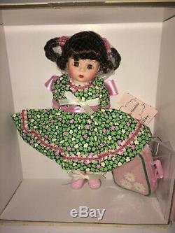 Madame Alexander Doll Wendy Visits Grandma 42200 NIB 8 Doll