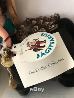 Madame Alexander Doll Zodiac Sagittarius #21410 NIB