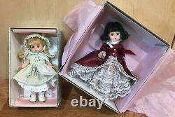 Madame Alexander Dolls Mint Tea Wendy EC & Holiday Gatherings NIB