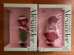 Madame Alexander Dolls Raggedy Ann And Andy New