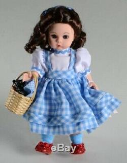 Madame Alexander Dorothy And Toto 8 Doll Wizard Of Oz Collection #13203 Nib
