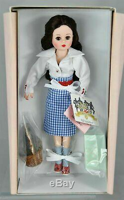 Madame Alexander Dorothy and Her Ruby Slippers Wizard of Oz #50215 Cissette NIB