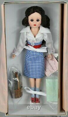 Madame Alexander Dorothy and Her Ruby Slippers Wizard of Oz #50215 Cissette RARE
