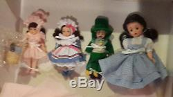 Madame Alexander Dorothy in Munchkinland complete set! Very rare set