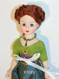 Madame Alexander Edith Wharton Doll Limited Edition COA 10 Mint NIB