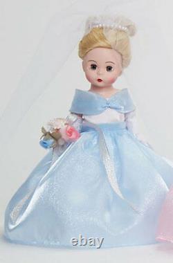 Madame Alexander Fairy Tale Bride Cinderella 71160
