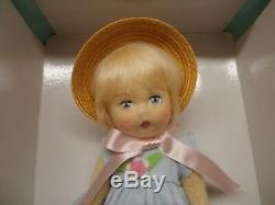 Madame Alexander Felt WENDY doll Love is in the Details 133 / 350 pc 48455 NIB