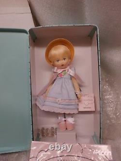 Madame Alexander Felt WENDY doll Love is in the Details 249 / 350 pc 48455 NIB