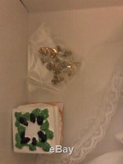 Madame Alexander First Communion Brunette Doll 8 38577 NIB