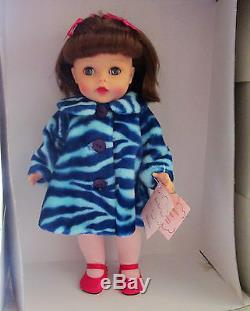 Madame Alexander Fun Fur Chloe Doll #30115 14 Vinyl NIB