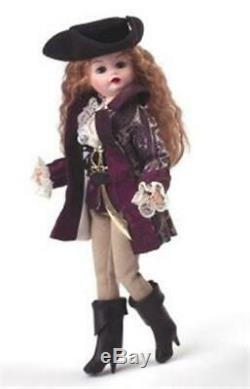 Madame Alexander Grace O'Malley Irish Pirate Cissette Doll NRFB