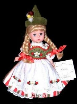 Madame Alexander Gretel 8 Doll Storyland Collection #26600 New In Box