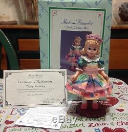 Madame Alexander Happy Birthday Figurine NIB
