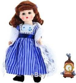 Madame Alexander Hickory Dickory Dock 8 Doll Nursery Rhyme #51950 Nib