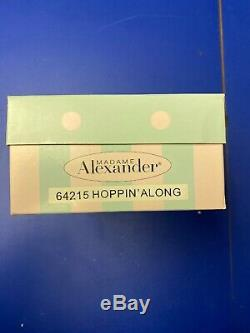 Madame Alexander Hoppin Along #64215 Doll BRAND NEW NIB with All Tags