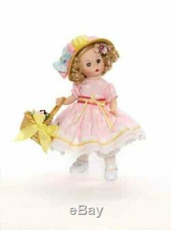 Madame Alexander In Your Easter Bonnet 8 Doll Easter Holiday #61675 Nib