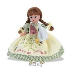 Madame Alexander Jack & The Beanstalk Wendy 8 Doll Storyland Coll #35615 Nib