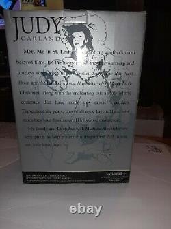 Madame Alexander Judy Garland Meet Me in St. Louis 16 BEAUTIFUL 2002 RARE