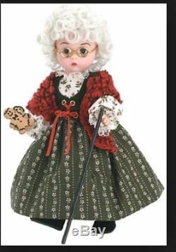 Madame Alexander Kleine Altes Lady Puppe Brandneu 35620 Seltener Süße Oma Nib