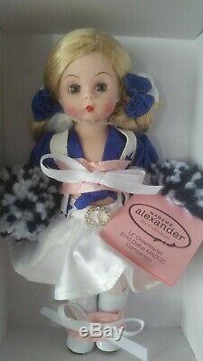 Madame Alexander Lil' Cheerleader 2015 Dallas Convention Companion Doll Nib