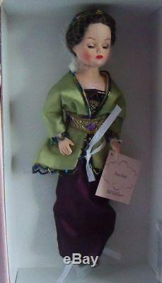 Madame Alexander Limited Edition Denise Boulet Doll Model 66610 NIB