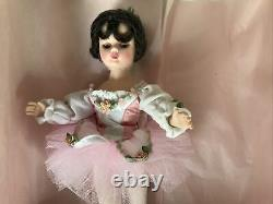 Madame Alexander Limited Edition PRINCESS AURORA 10 Cissette Ballerina Doll NIB