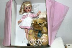 Madame Alexander Lissy Edith, The Lonely Doll Mint In Box