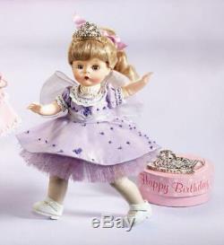 Madame Alexander Little Birthday Princess Tosca 8 Doll Spec Occasion #48581 Nib