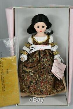 Madame Alexander Lucrezia Borgia, Cissette 51770 Renaissance, 10 NRFB
