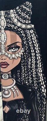 Madame Alexander Marvel Fan Girl Rare Black Panther Variant Doll