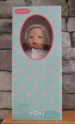 Madame Alexander/Middleton Munchkin Strawberry Blonde Hair & Blue Eyes! NIB76020