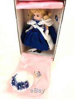 Madame Alexander Millennium Wendy. 8 Doll. NIB. 1999 #25155