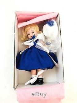 Madame Alexander Millennium Wendy. 8 Doll. NIB. 1999 #25155 Doll Blonde Blue
