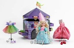 Madame Alexander ONCE UPON A TIME TRUNK SET Wendy Doll Blonde 46585 NEW NRFB