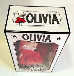 Madame Alexander Olivia The Pig Vinyl Doll In Original Box (2002) RARE HTF