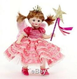 Madame Alexander Pinkalicious 8 Doll #52125 Nib