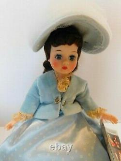 Madame Alexander Protrettes Cissette Renoir In Light Blue 10 Doll 1180