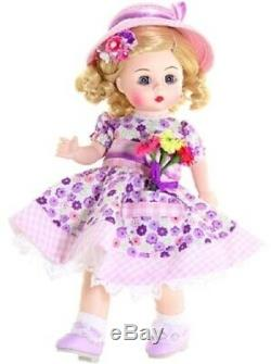 Madame Alexander Ring Around The Rosie 8 Doll Nursery Rhyme Collect #61805 Nib