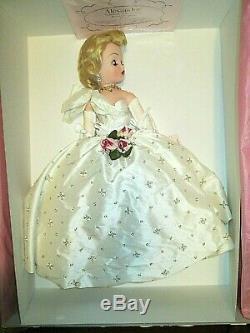 Madame Alexander Royal Reception Cissy Doll NIB COA