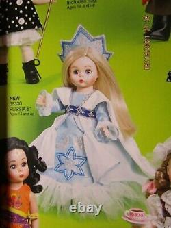 Madame Alexander Russia 8 inch doll NRFB