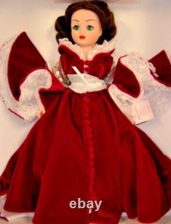 Madame Alexander SCARLETT MATRON OF THE MANSION DOLL NEW 33475 RARE 18 INCH