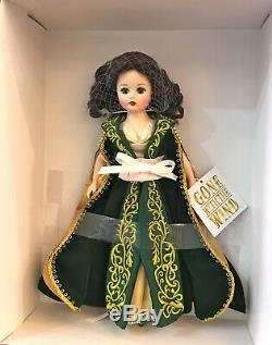 Madame Alexander Scarlett O'Hara SOUTHERN DREAMS SCARLETT 10 DOLL 71835 2016
