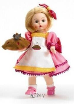 Madame Alexander Sing A Song Of Sixpence 8 Doll Nursery Rhyme Coll #42460 Nib