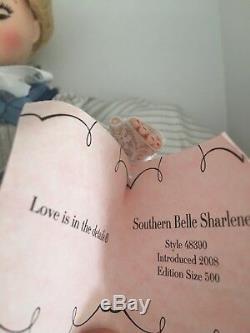 Madame Alexander Southern Belle Sharlene 10 Doll 48390 LE NIB