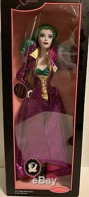 Madame Alexander The Fashion Squad The JOKER 16 inch Collectible DC Comics NIB
