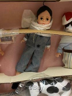 Madame Alexander The Little Rascals Doll Set 79631 Fao Schwarz Excl