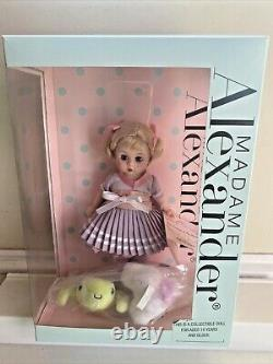 Madame Alexander The Tortoise & The Hare #50380 8 Doll RARE New